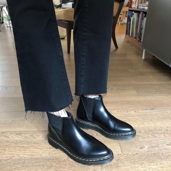 dr martens bianca chelsea boots